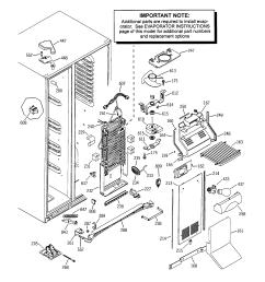ge fridge diagram schematic wiring diagrams ge fridge model numbers ge fridge diagram [ 2320 x 2475 Pixel ]