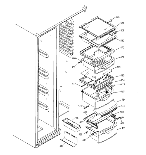 small resolution of ge fridge schematics wiring diagram files schematic for ge profile refrigerator schematics ge profile fridge