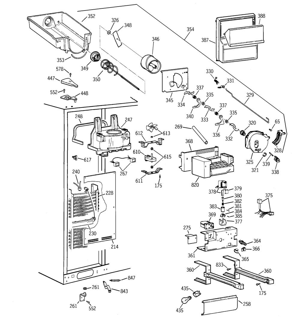 medium resolution of ge refrigerator water dispenser wiring diagram wiring diagram