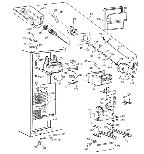 small resolution of ge refrigerator water dispenser wiring diagram wiring diagram