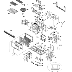Ge Spacemaker Microwave Parts Diagram Pop Up Camper Wiring Hi I Have A Xl 1800 Manufactured In 2002