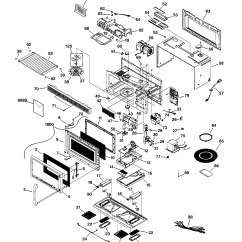 Working Of Jvm With Diagram Room Thermostat Wiring Honeywell I Have A Question About Ge Spacesaver Microwave Model