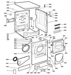 ge profile dryer schematic data schematic diagram ge profile gas dryer parts ge profile dryer schematic [ 2320 x 2475 Pixel ]