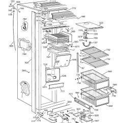 Ge Cafe Refrigerator Wiring Diagram 02 Dodge Durango Schematic Whirlpool
