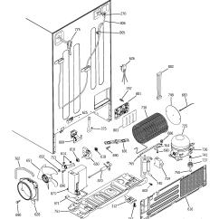 Ge Monogram Refrigerator Parts Diagram Dvc Subwoofer Wiring Refrigerators Favorite 2320 X 2475 87 Kb Png