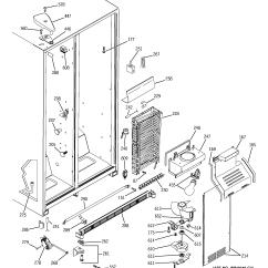 Kenmore 106 Refrigerator Parts Diagram Apexi Vafc Wiring Sears Elite Schematics Get Free