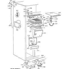 Ge Monogram Refrigerator Parts Diagram Hpm Wiring Model Zisb42dxa Side By Genuine