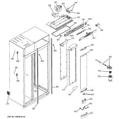 Ge Monogram Refrigerator Parts Diagram 2003 Chevy Tahoe Bose Radio Wiring Zis480nm Purchased Problem