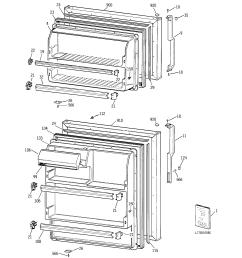 model gts18hcmerww refrigerator wiring diagram [ 2320 x 2475 Pixel ]