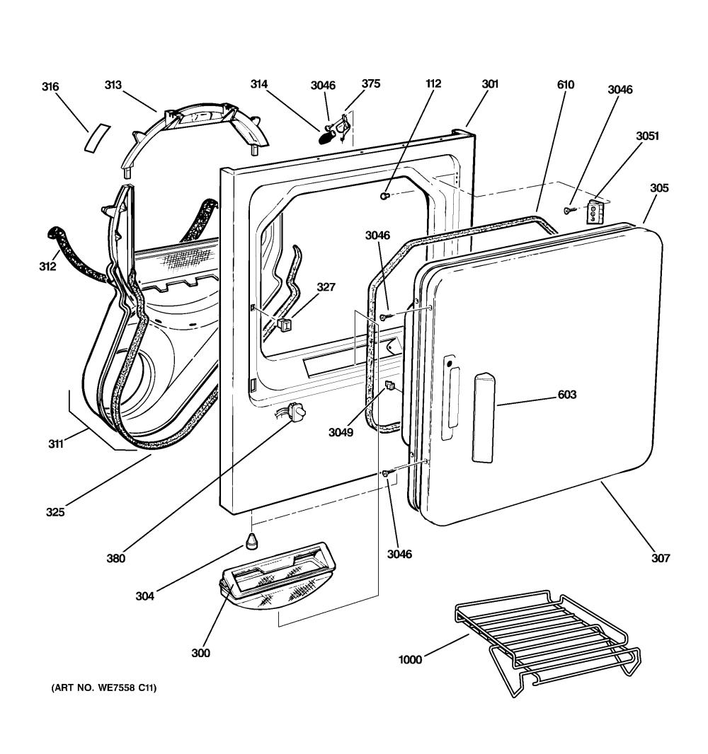 medium resolution of ge dryer heating element wiring diagram
