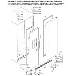 wire diagram for ge refrigerator model 22 25 [ 2320 x 2475 Pixel ]