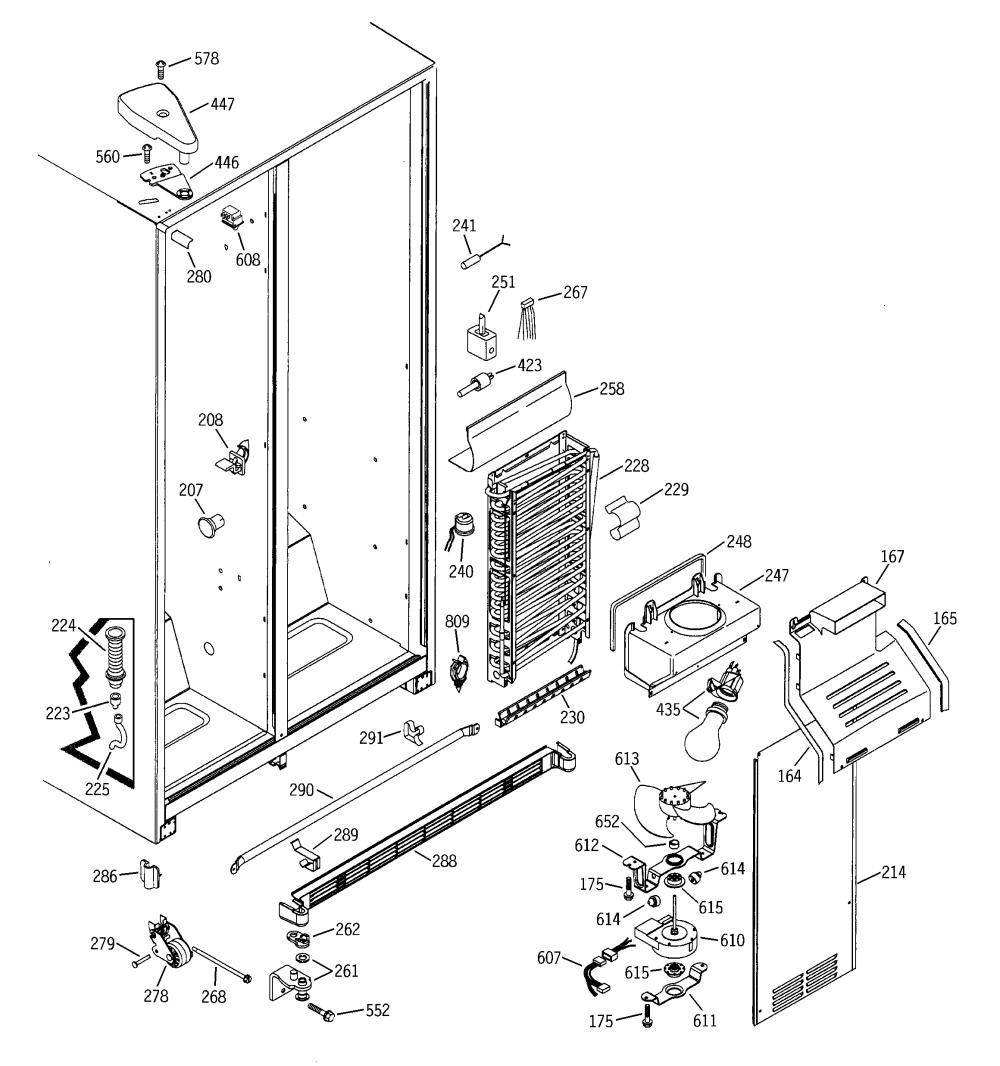medium resolution of ge refrigerator motherboard schematic trusted wiring diagram refrigerator electrical diagram ge refrigerator gss model wiring schematic