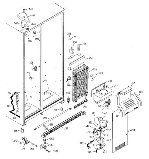 small resolution of ge refrigerator motherboard schematic trusted wiring diagram refrigerator electrical diagram ge refrigerator gss model wiring schematic