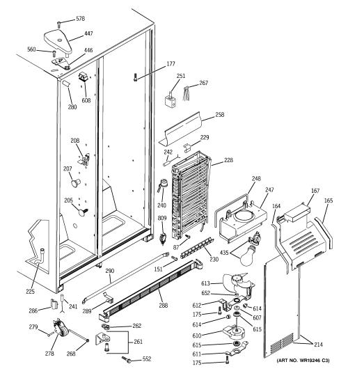 small resolution of ge sxs refrigerator wiring diagram wiring diagram centre wire diagram for ge refrigerator model 22 25