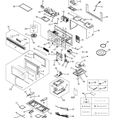 Ge Spacemaker Microwave Parts Diagram 2006 Gmc Bose Stereo Wiring My Is Blinking Going On By Itself So