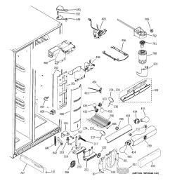 ge monitor refrigerator wiring diagram wiring diagram value side ge by refrigerator side wiring diagramgsl25jfxblb ge [ 2320 x 2475 Pixel ]