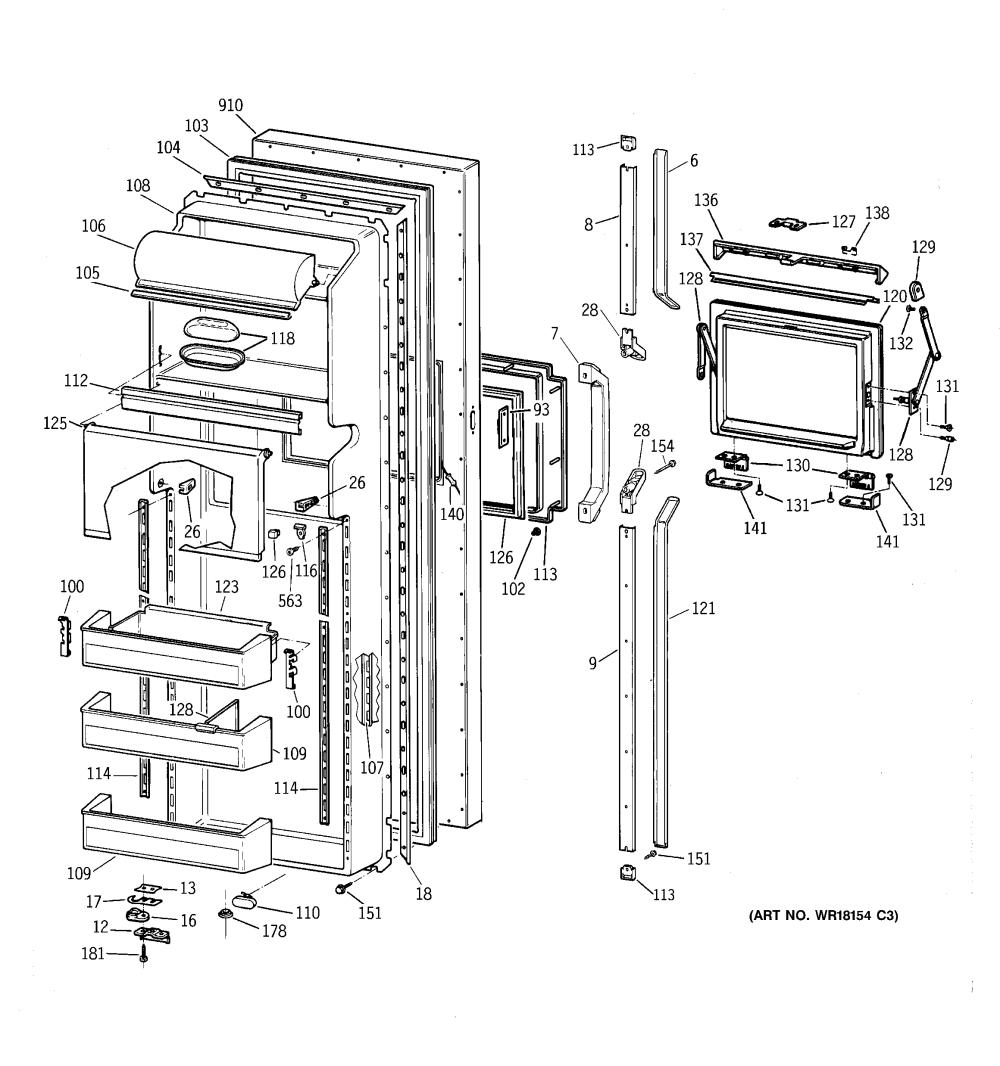medium resolution of refrigerators parts rca refrigerator partsfabulous ge profile refrigerator parts diagram ge profile refrigerator parts diagram 2320