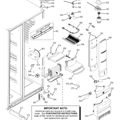 General Electric Refrigerator Parts Diagram Clarion Wiring Cafe Get Free Image About