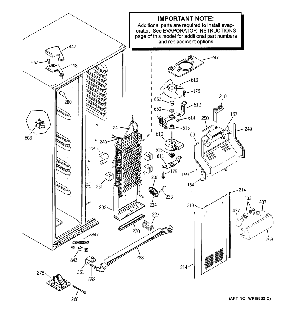 medium resolution of ge profile top freezer refrigerator wiring diagram