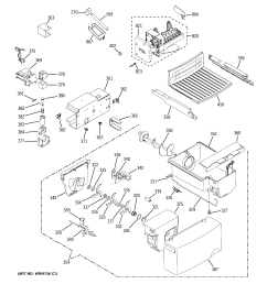 ge ice maker dispenser wiring schematic wiring library diagram h7 ge profile pfss6pkxss ice maker problems [ 2320 x 2475 Pixel ]