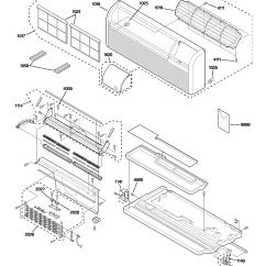 Ge Monogram Refrigerator Parts Diagram 2000 Kia Sephia Engine Zoneline Model Az28e09dabm2 Sears Partsdirect