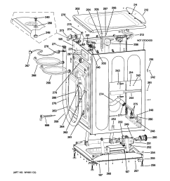 ge front load washer wiring diagram [ 2320 x 2475 Pixel ]