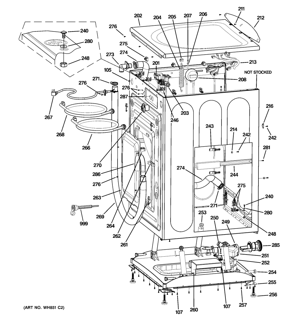 medium resolution of ge front load washer wiring diagram
