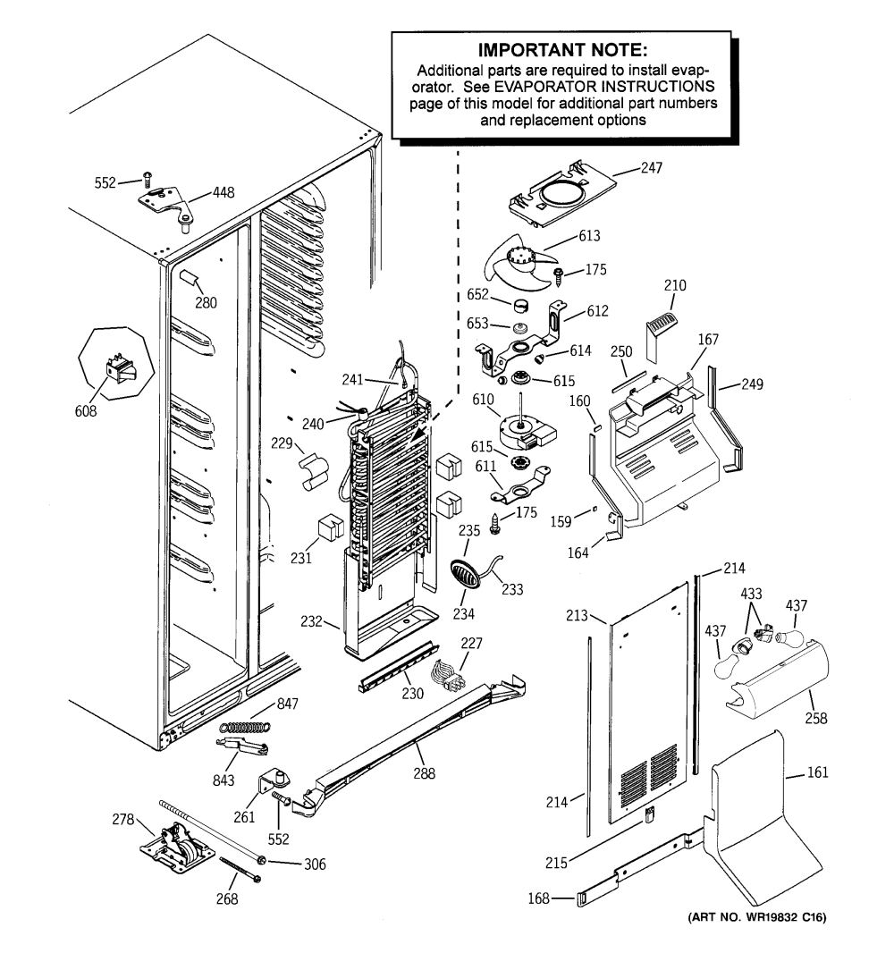 medium resolution of ge refrigerator model 25 schematic wiring diagrams fj