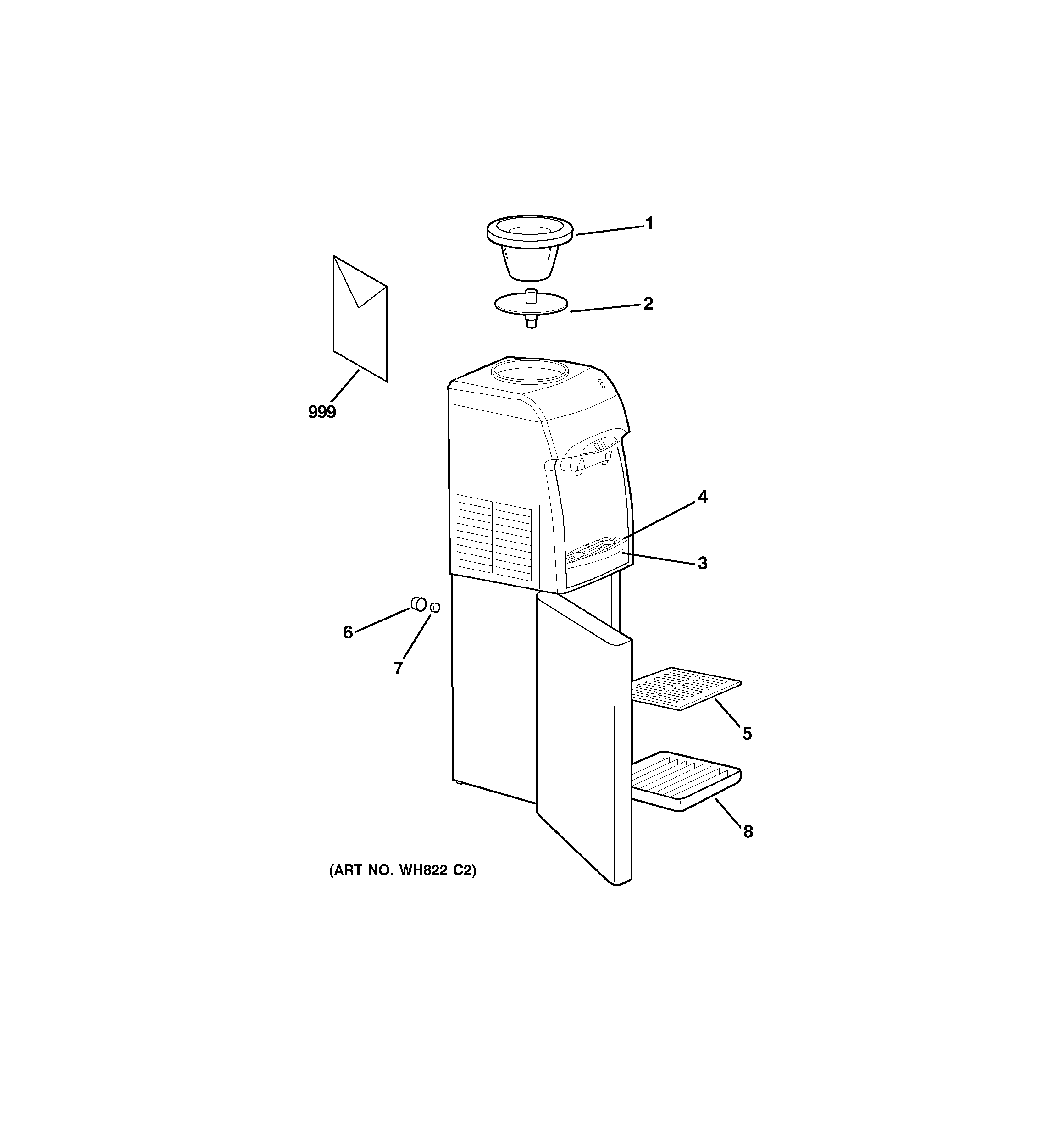 small resolution of hot cold water dispenser