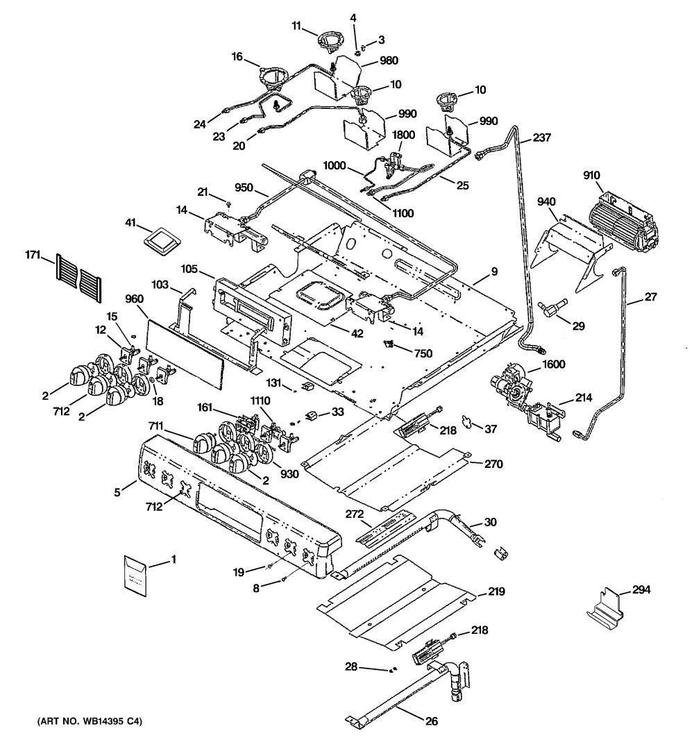 medium resolution of ge cgs980sem1ss gas burner parts diagram