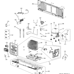 Ge Refrigerator Diagram Car Stereo Hook Up Have A Profile Model Number Pfss6pkwass The