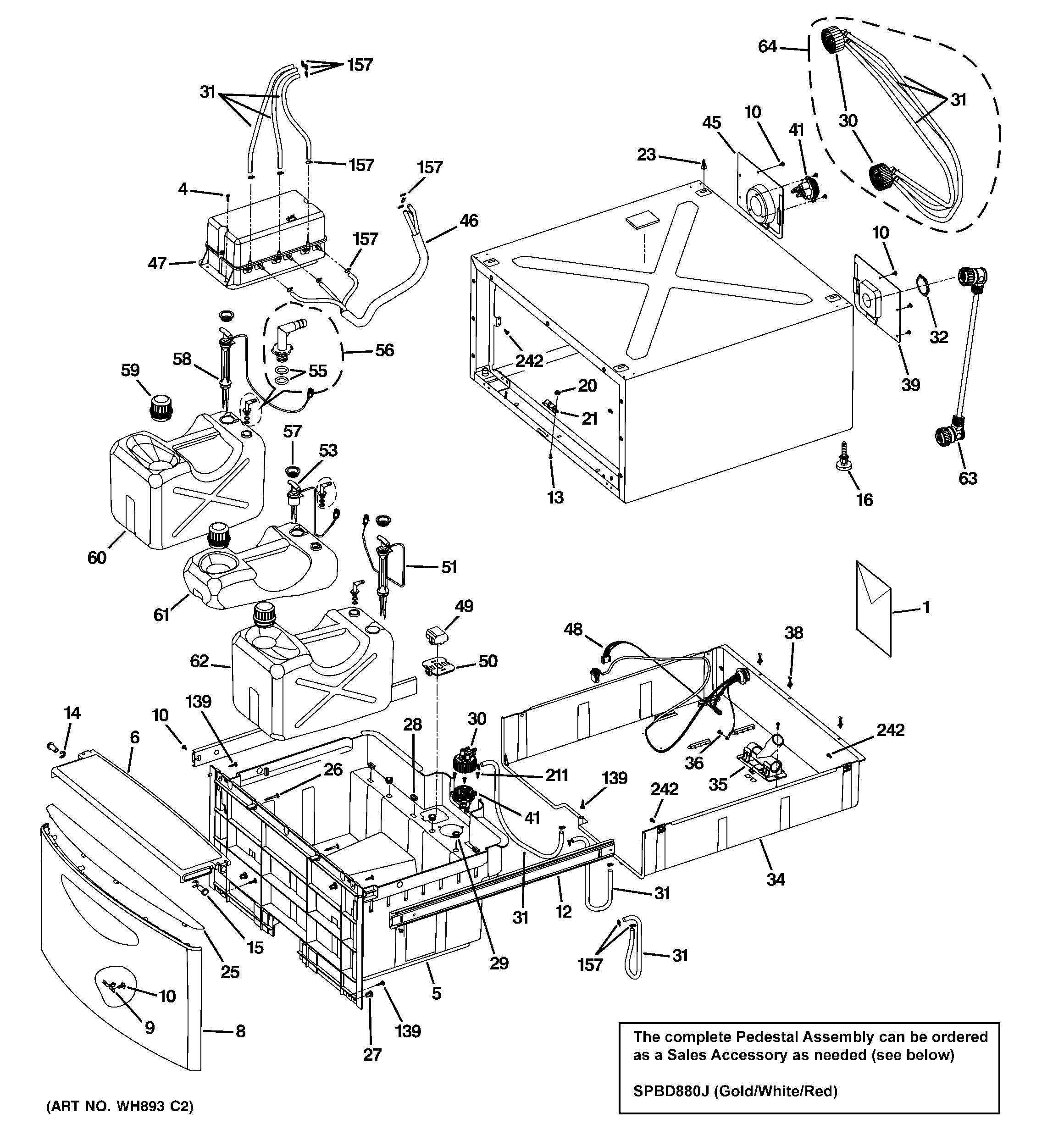 daisy 880 parts diagram 97 honda civic engine pin image search results on pinterest