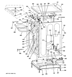 looking for ge model wbvh5300k0ww front load washer repair dishwasher model numbers on general electric washing machine diagram [ 2320 x 2475 Pixel ]