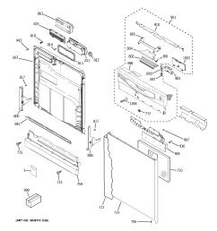 ge model gld4456r00cs dishwasher genuine parts gdf520pgd4bb ge dishwasher diagram ge dishwasher diagrams [ 2320 x 2475 Pixel ]