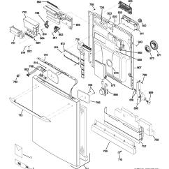 Ge Dishwasher Parts Diagram One Gang Two Way Light Switch Wiring Schematic For Get Free Image About