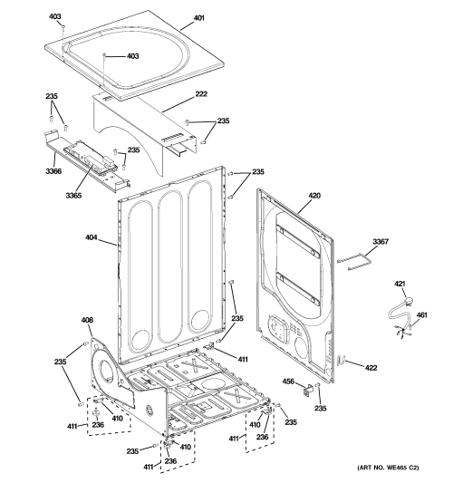 small resolution of ge gfdn110gl0ww cabinet diagram