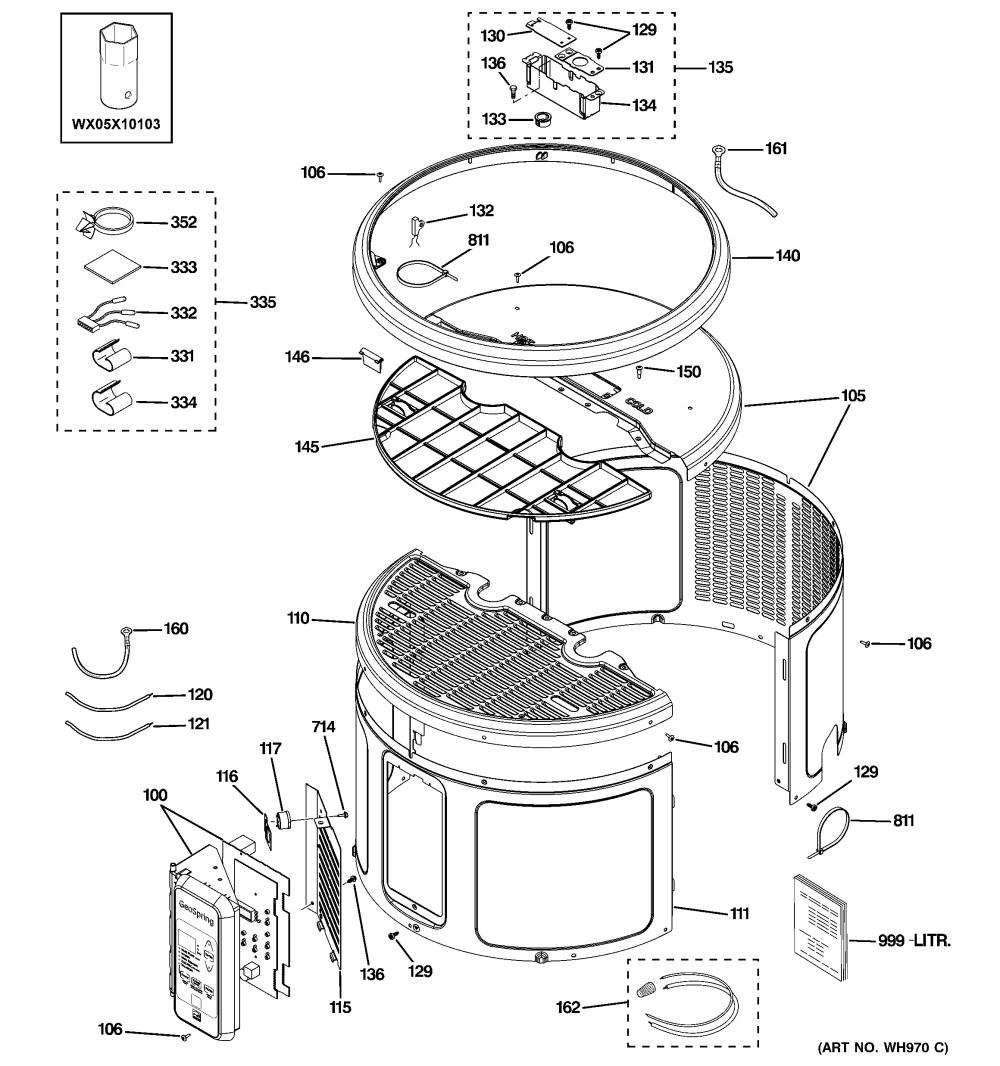 medium resolution of hot water heater part diagram piece