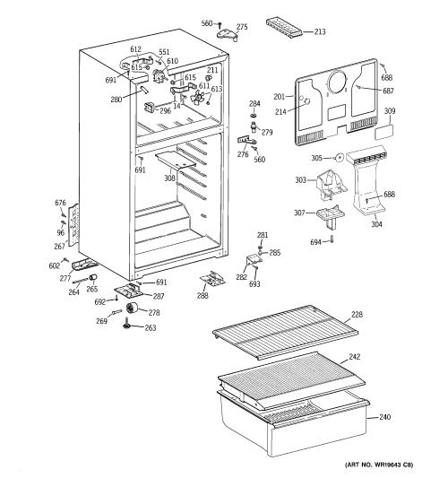 small resolution of 1948 ge refrigerator schematic just wiring diagram schematic samsung refrigerator schematic diagram g e refrigerator parts image