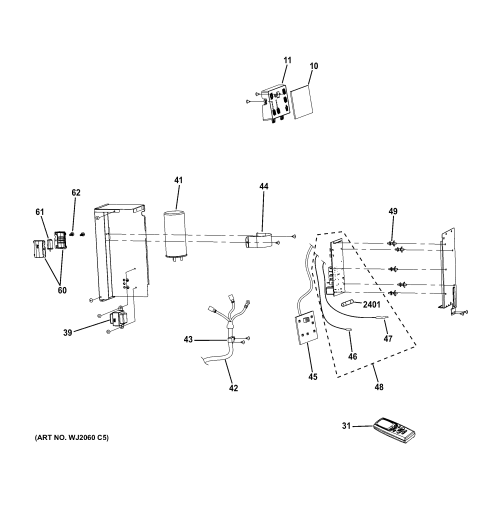 small resolution of control parts