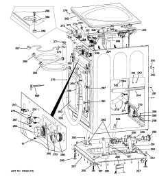 wiring diagram ge wssh300g0ww washer wiring diagram expert diagram ge washer parts ge front load washer [ 2320 x 2475 Pixel ]