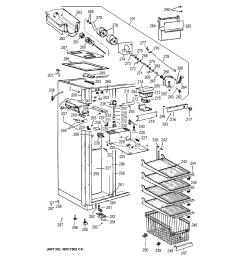ge profile refrigerator on ge profile side by refrigerator diagram wiring diagram go [ 2325 x 2475 Pixel ]