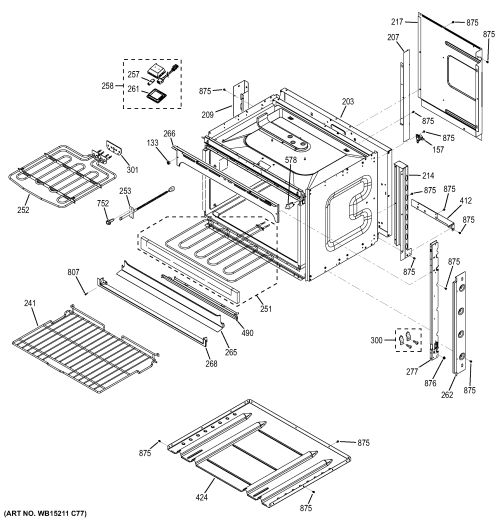 small resolution of looking for ge model jk3000df2cc electric wall oven repairge jk3000df2cc body parts diagram