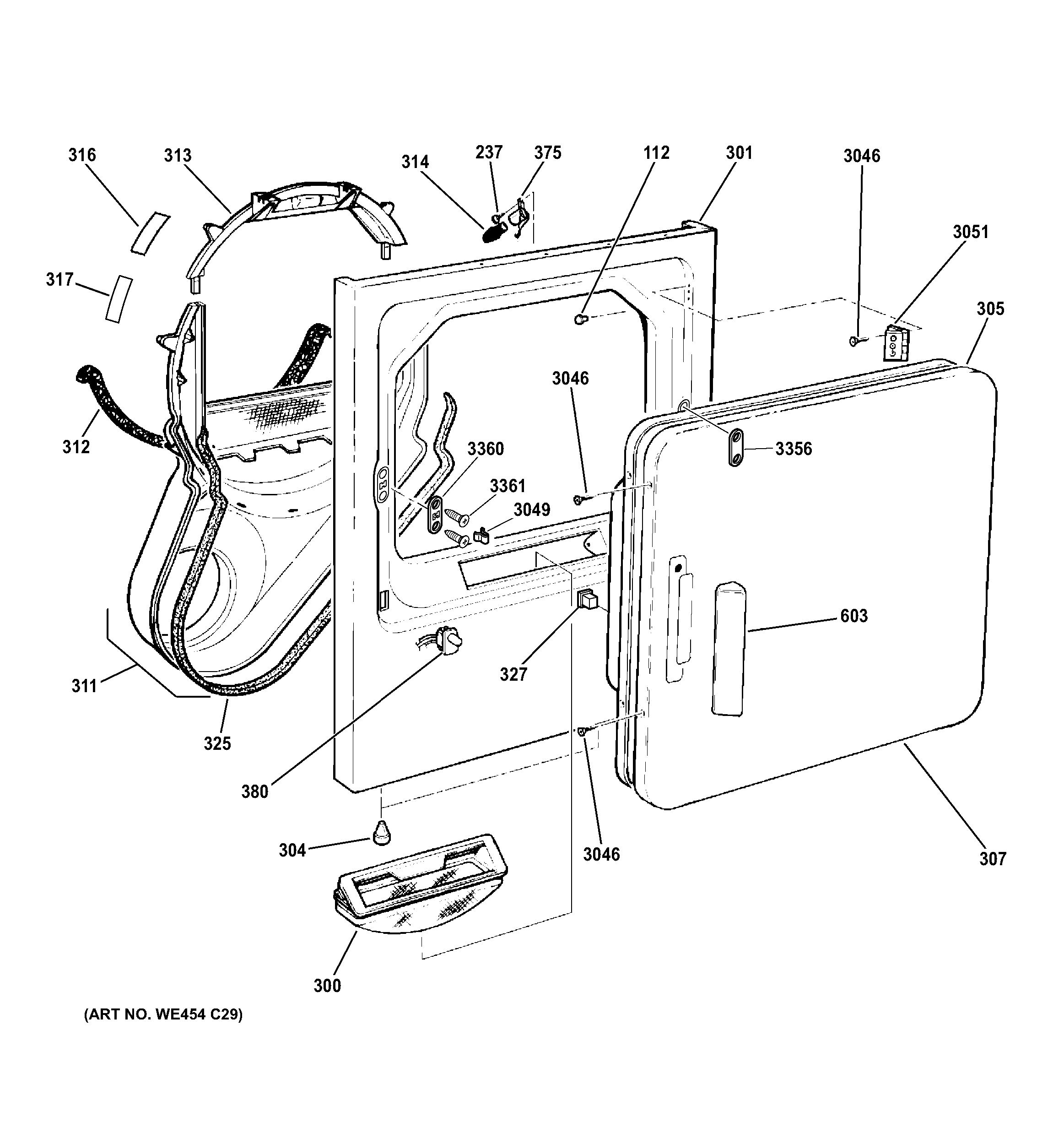 hight resolution of hotpoint electric dryer wiring diagram