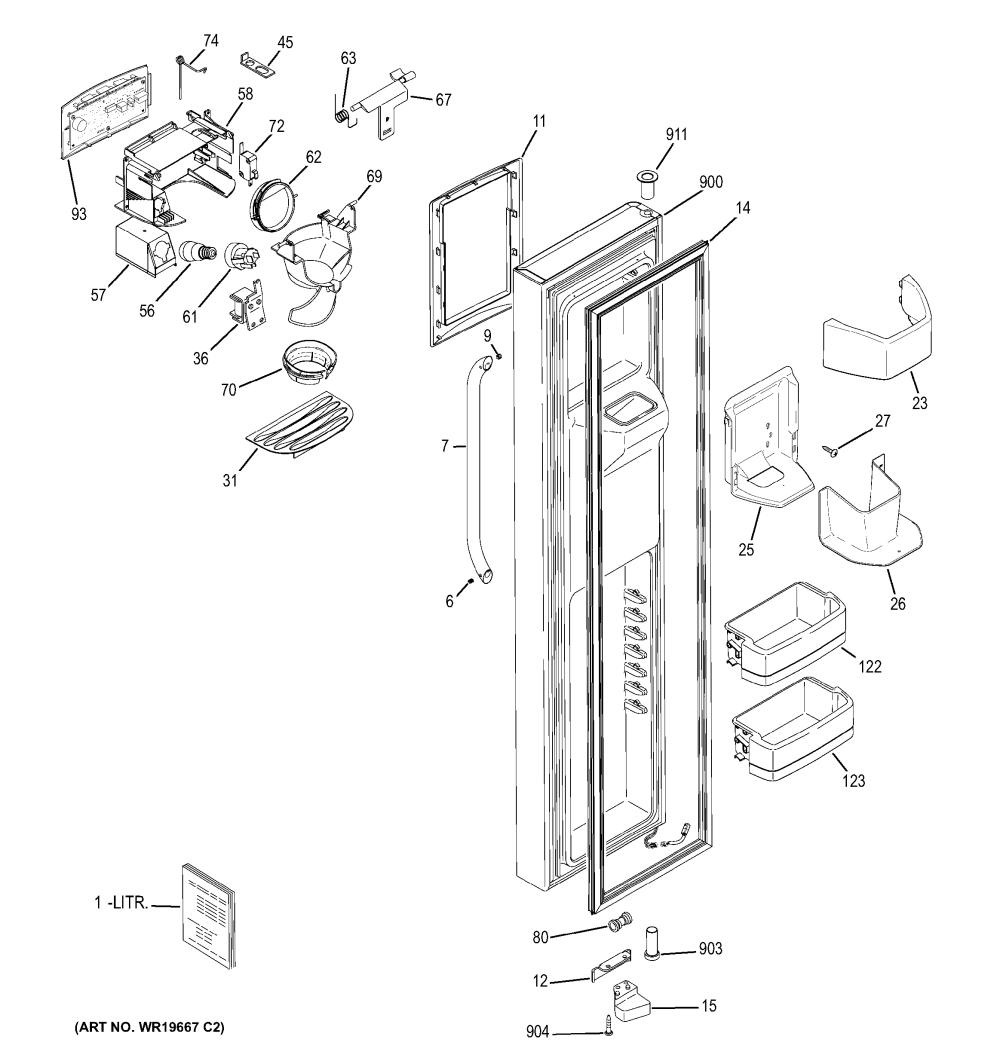 medium resolution of ford oem part diagram