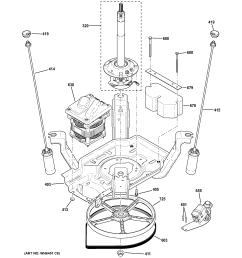 ge gtwn4250d1ws suspension pump drive components diagram [ 2326 x 2476 Pixel ]