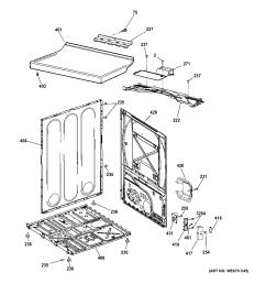 hotpoint htdx100em8ww cabinet top panel diagram [ 2326 x 2475 Pixel ]