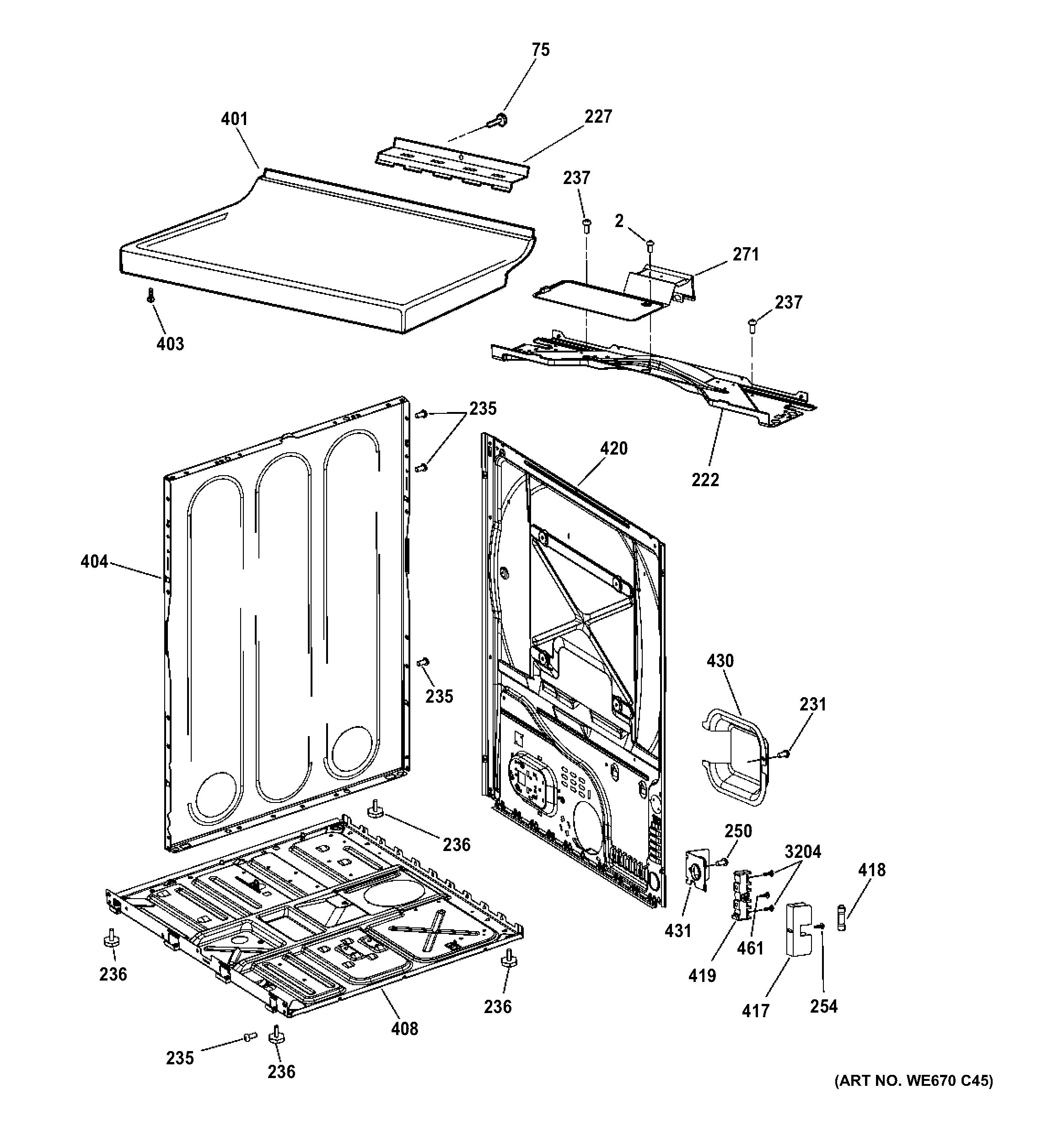hotpoint dryer wiring diagram [ 2326 x 2475 Pixel ]