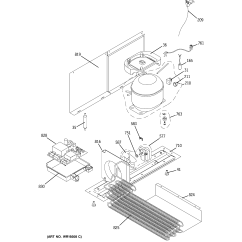 Ge Monogram Refrigerator Parts Diagram Velux Window Motor Wiring Kenmore Wine Cooler Library