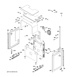 ge cgs990set2ss body parts diagram [ 2448 x 3168 Pixel ]