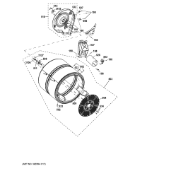 Remote Start Vehicle Wiring Diagrams Bmw Ews 3 Diagram Starter Circuit For Car Database 509 Motor All Ge Model Gfd45gssm0ww